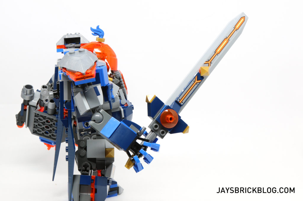 LEGO 70327 The King's Mech - Giant Sword