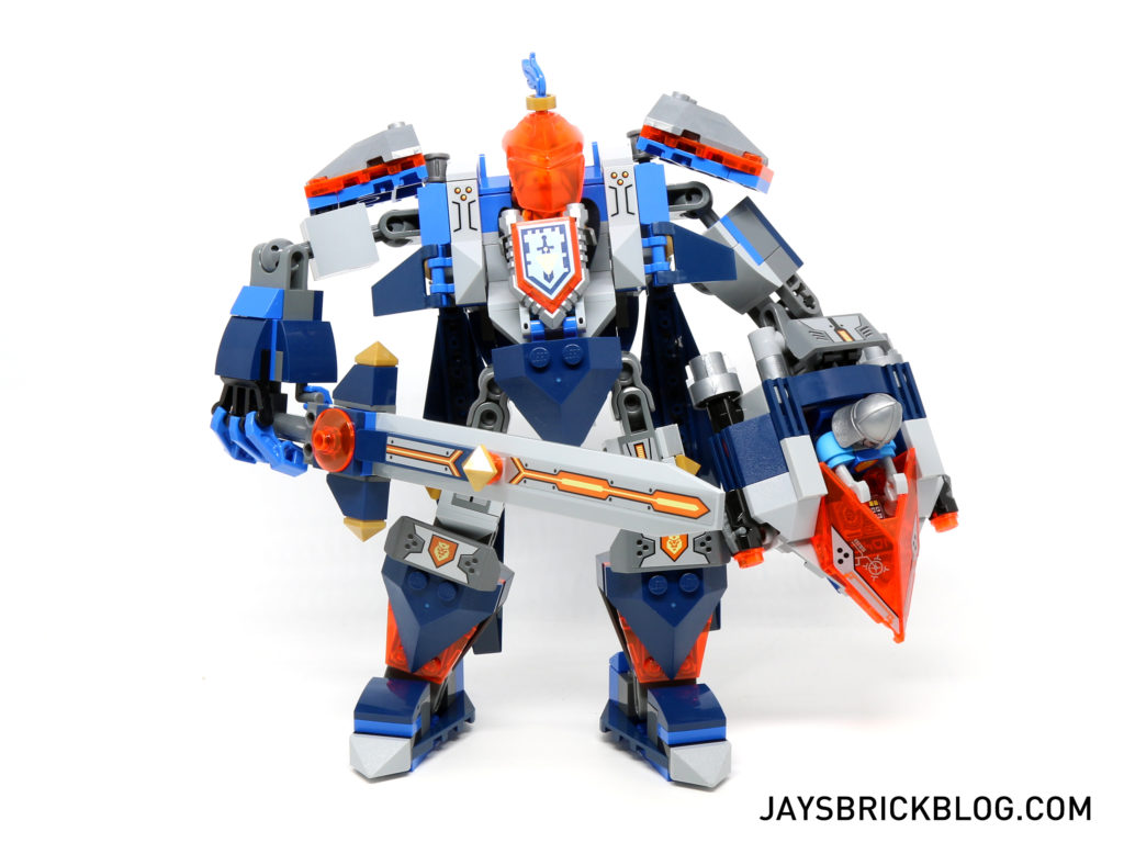 LEGO 70327 The King's Mech - The King's Mech