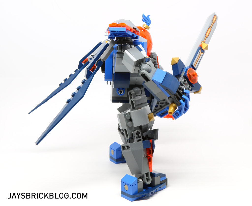 LEGO 70327 The King's Mech - Wings