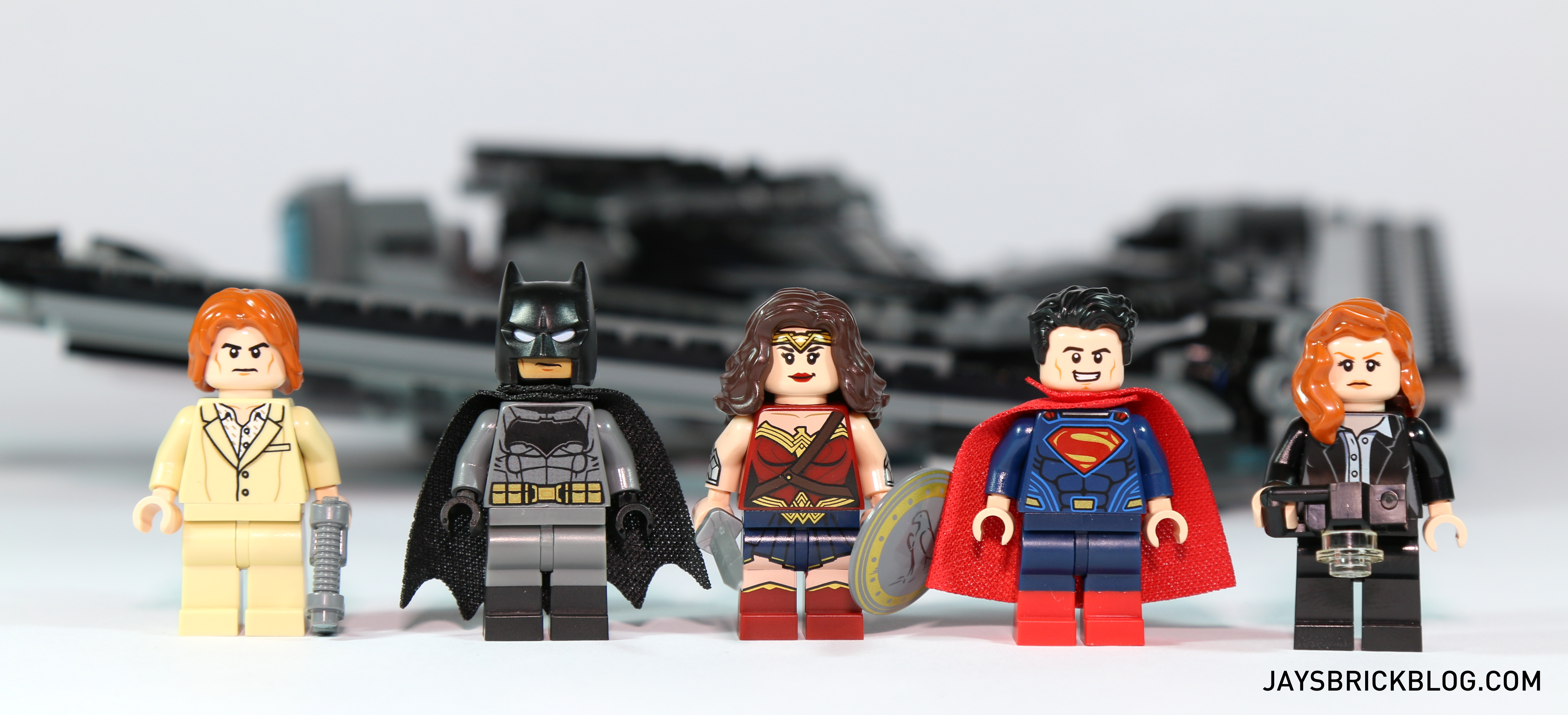 Sky High Battle LEGO 76046 Super Heroes Batman v Superman Heroes of Justice