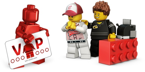 Opinions on the LEGO VIP Program wanted!