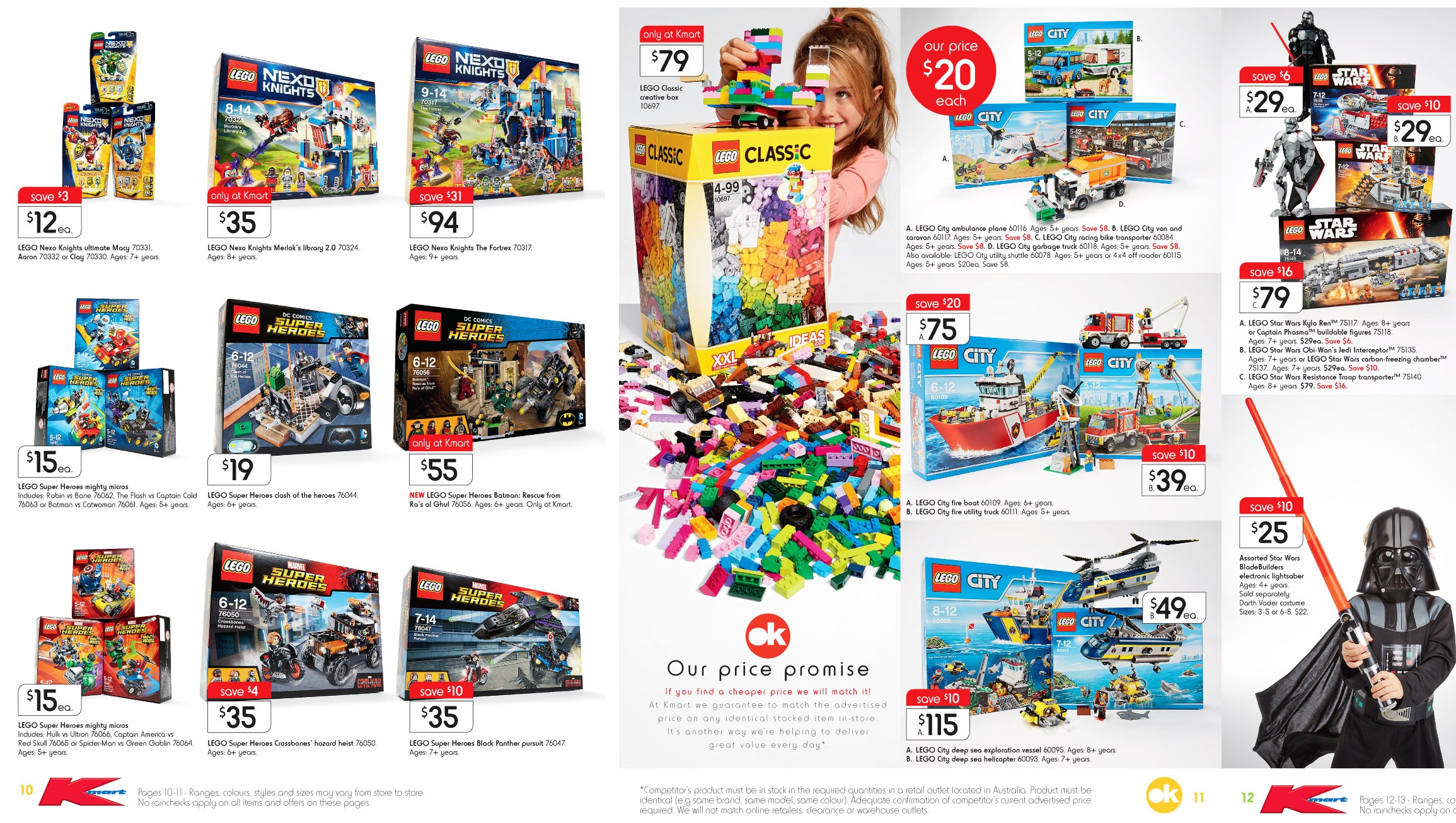 c3da0458c Sorry this is a little too late, but here's the Kmart Toy Sale catalogue!