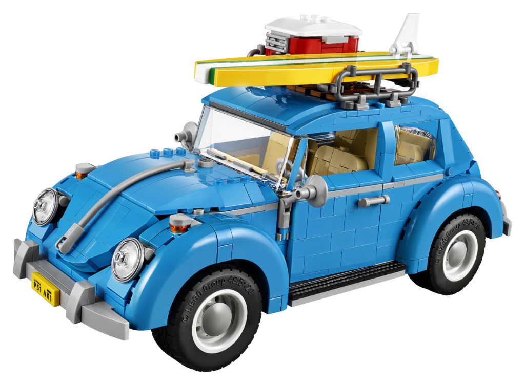 lego updates the bug with the all new 10252 volkswagen beetle. Black Bedroom Furniture Sets. Home Design Ideas