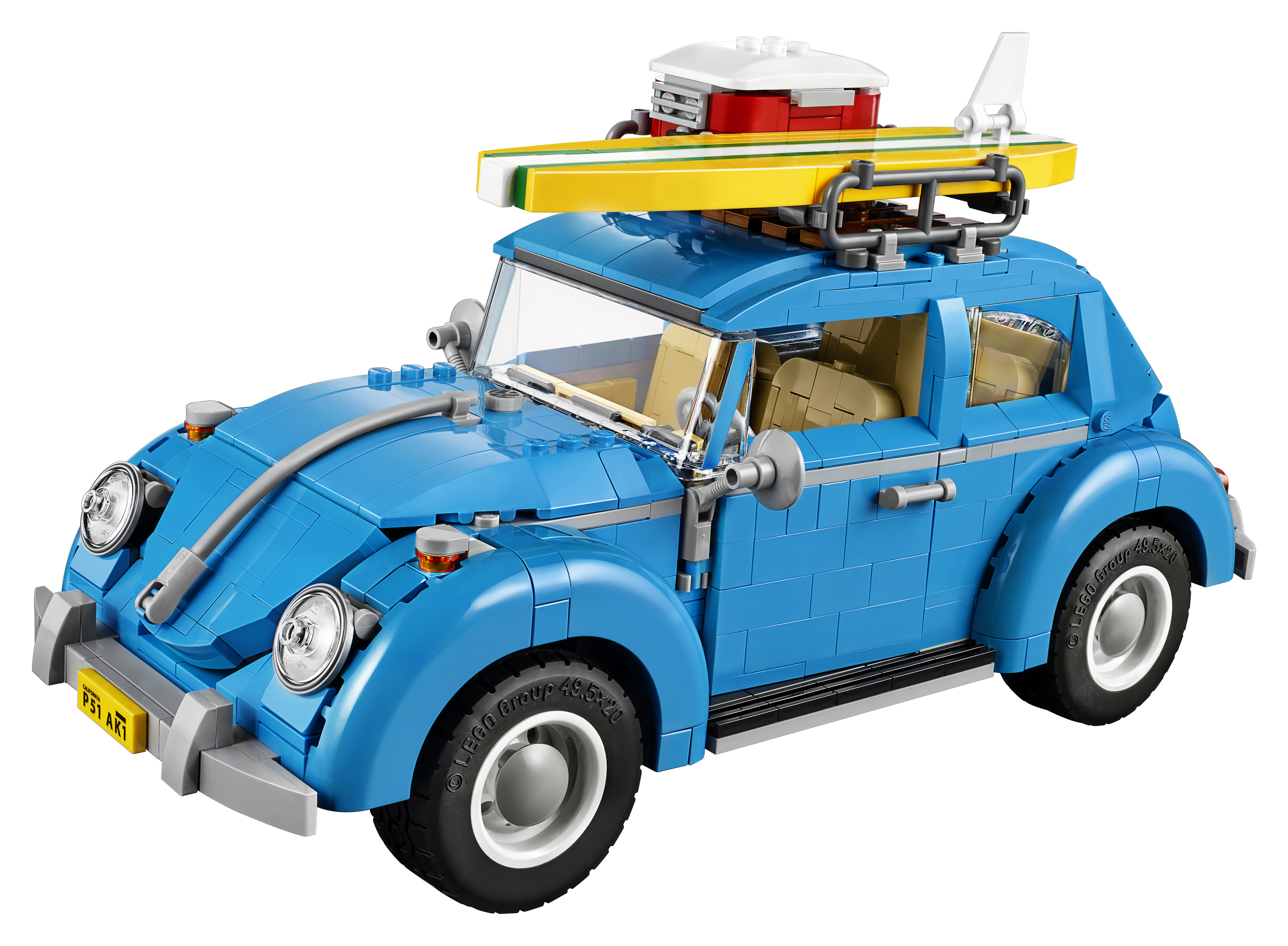 lego updates the bug with the all new 10252 volkswagen beetle