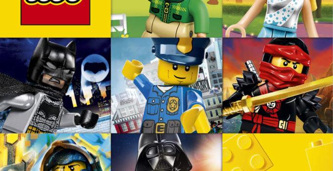 Second Half 2016 LEGO Catalogue (June – December)