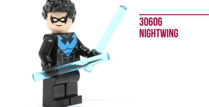 Review: LEGO 30606 Nightwing Polybag