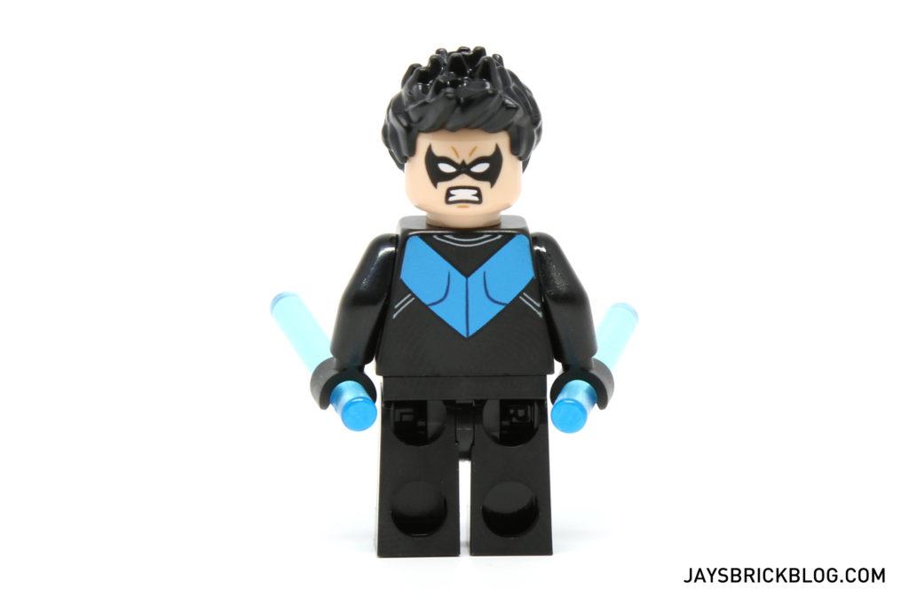 LEGO 30606 Nightwing - Nightwing 2016 Minifig Back