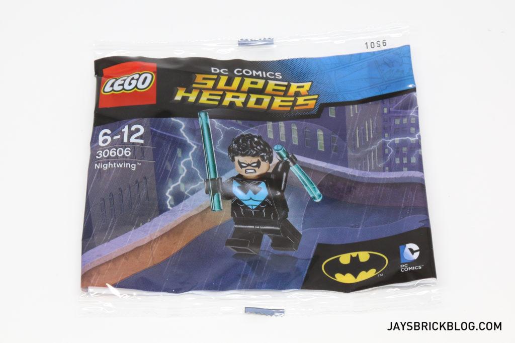 LEGO 30606 Nightwing - Polybag