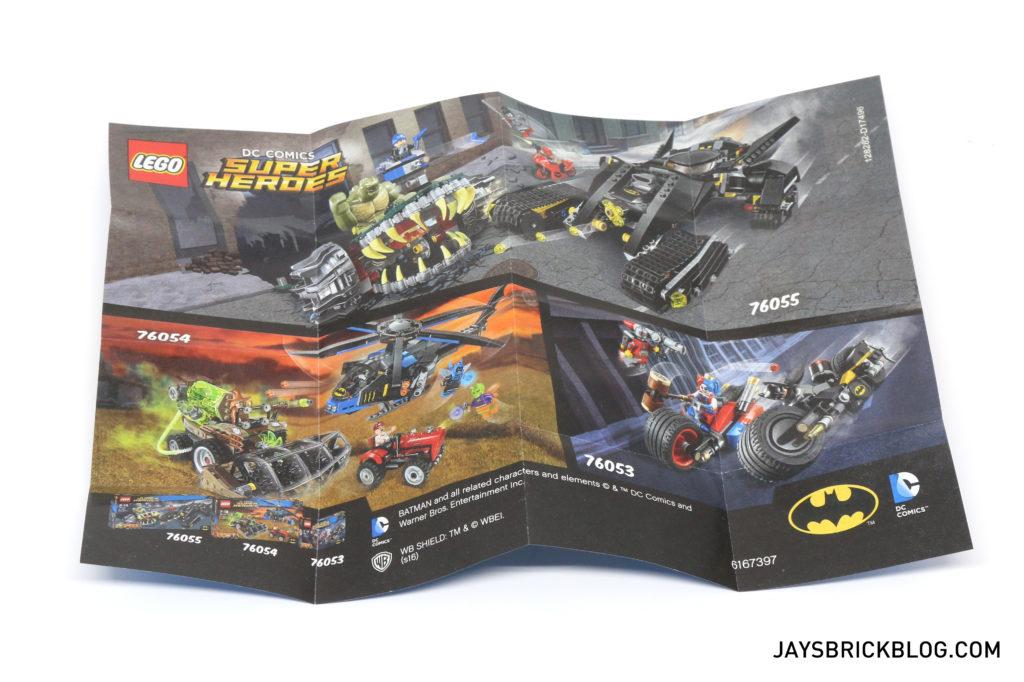 LEGO 30606 Nightwing - Promotional Leaflet
