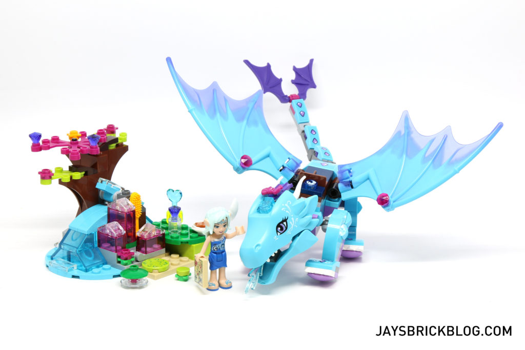 Review: LEGO 41172 The Water Dragon Adventure