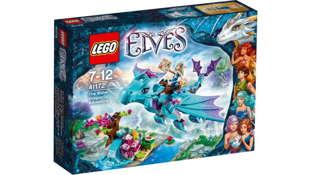 LEGO 41172 The Water Dragon Adventure - Box