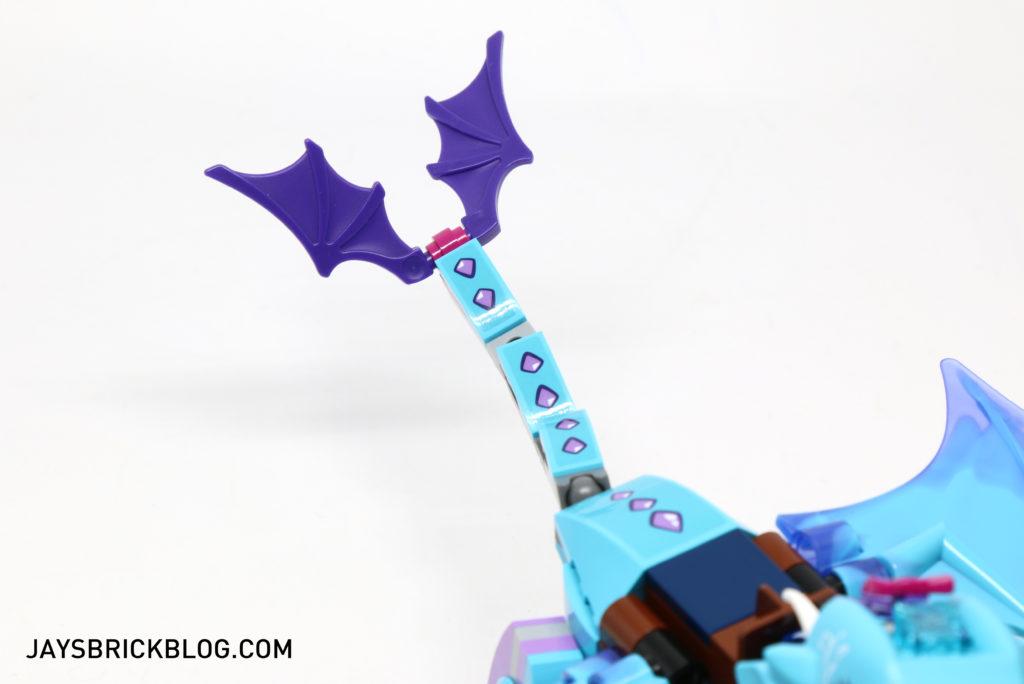 LEGO 41172 The Water Dragon Adventure - Dragon Tail