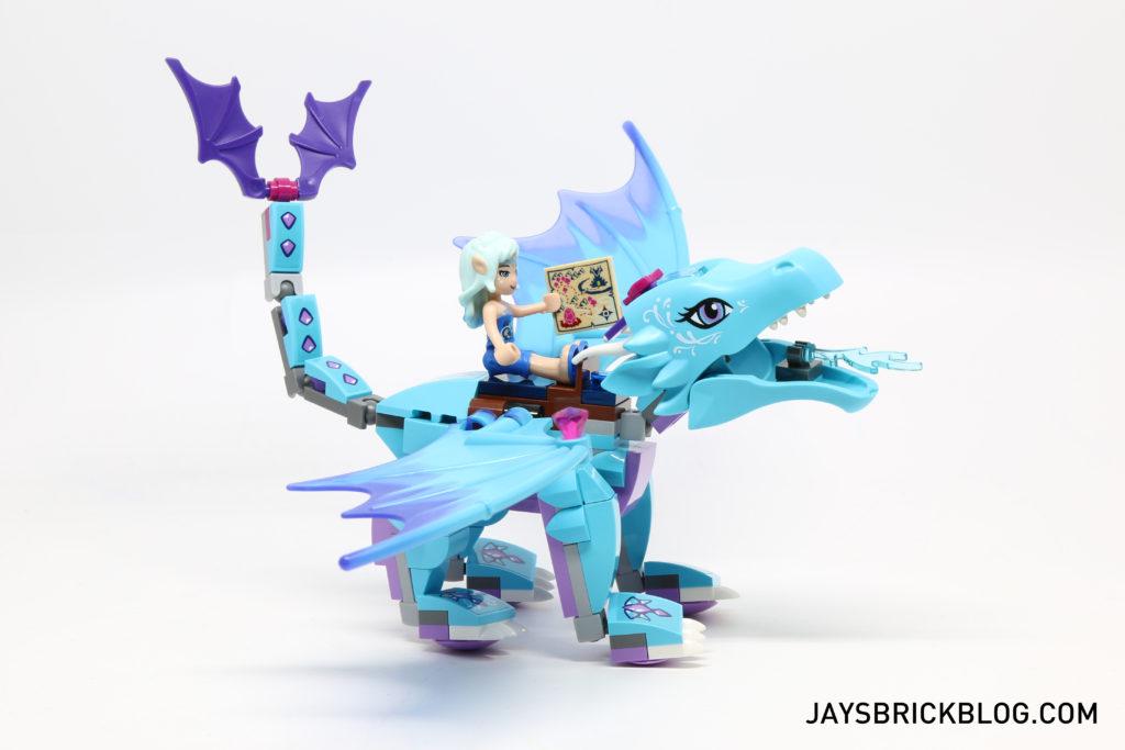 LEGO 41172 The Water Dragon Adventure - Merina The Dragon