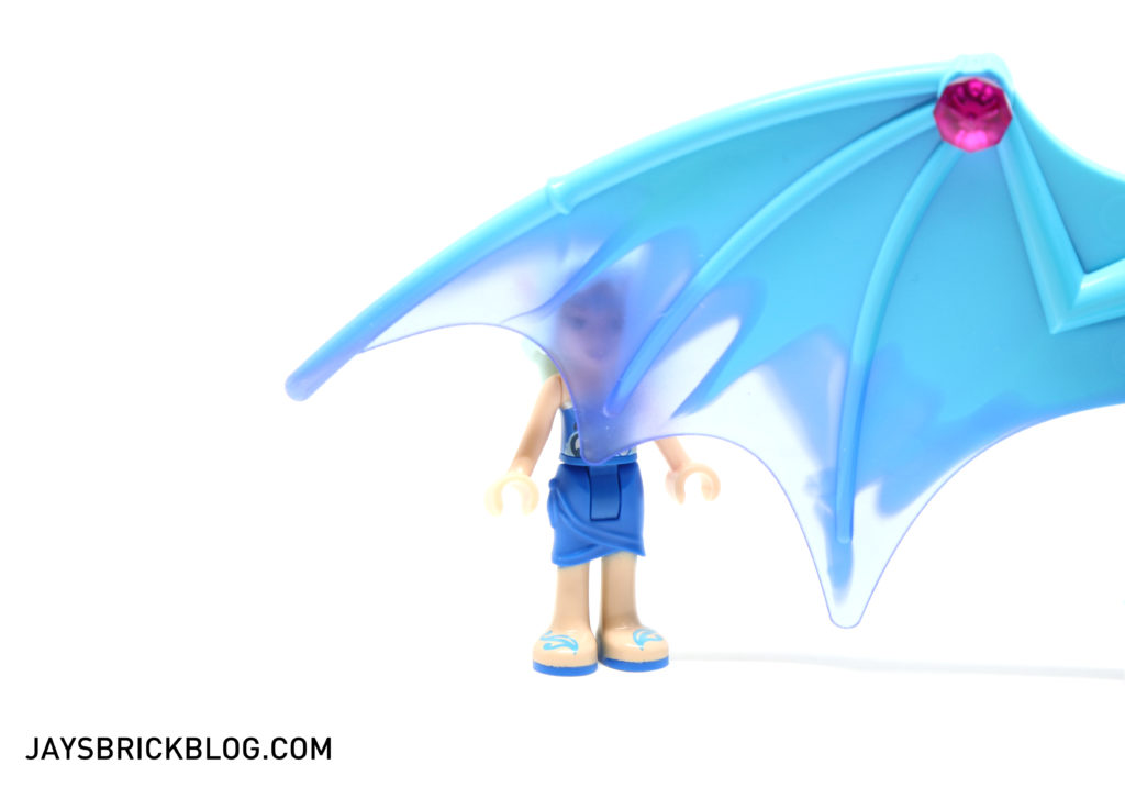 LEGO 41172 The Water Dragon Adventure - Transluscent Wings