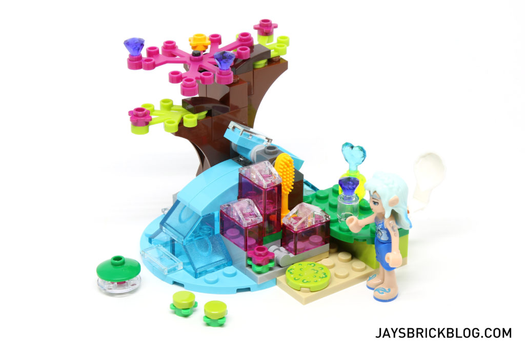 LEGO 41172 The Water Dragon Adventure - Waterfall