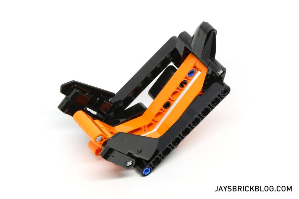 LEGO 42056 Technic Porsche 911 - Bucket Seat