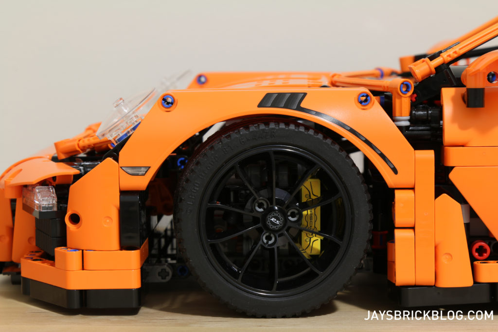 LEGO 42056 Technic Porsche 911 - Calipers