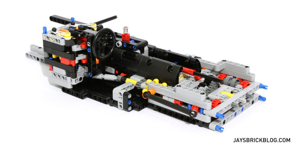 LEGO 42056 Technic Porsche 911 - Drive Train