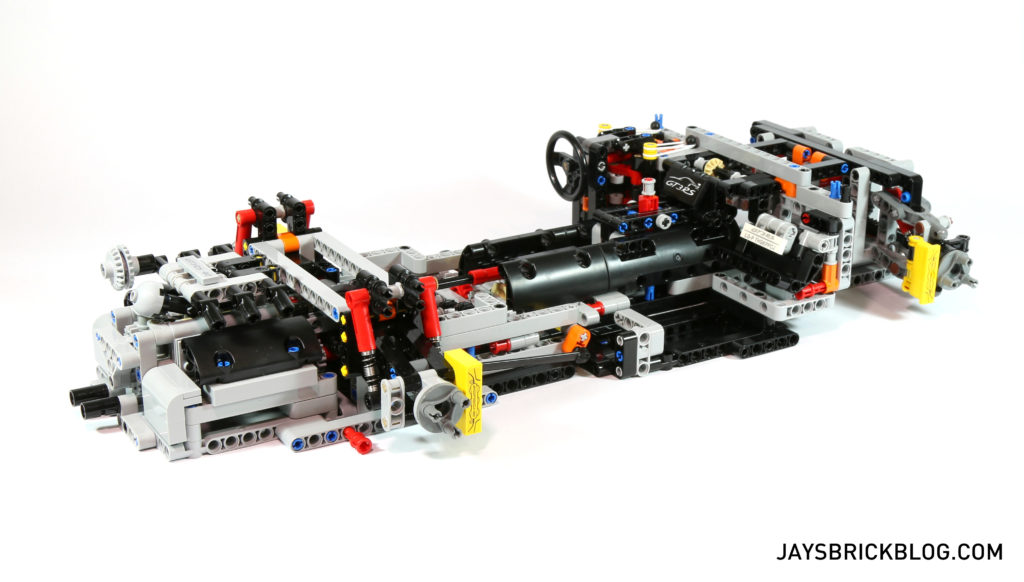 LEGO 42056 Technic Porsche 911 - Drive Train Alternate View