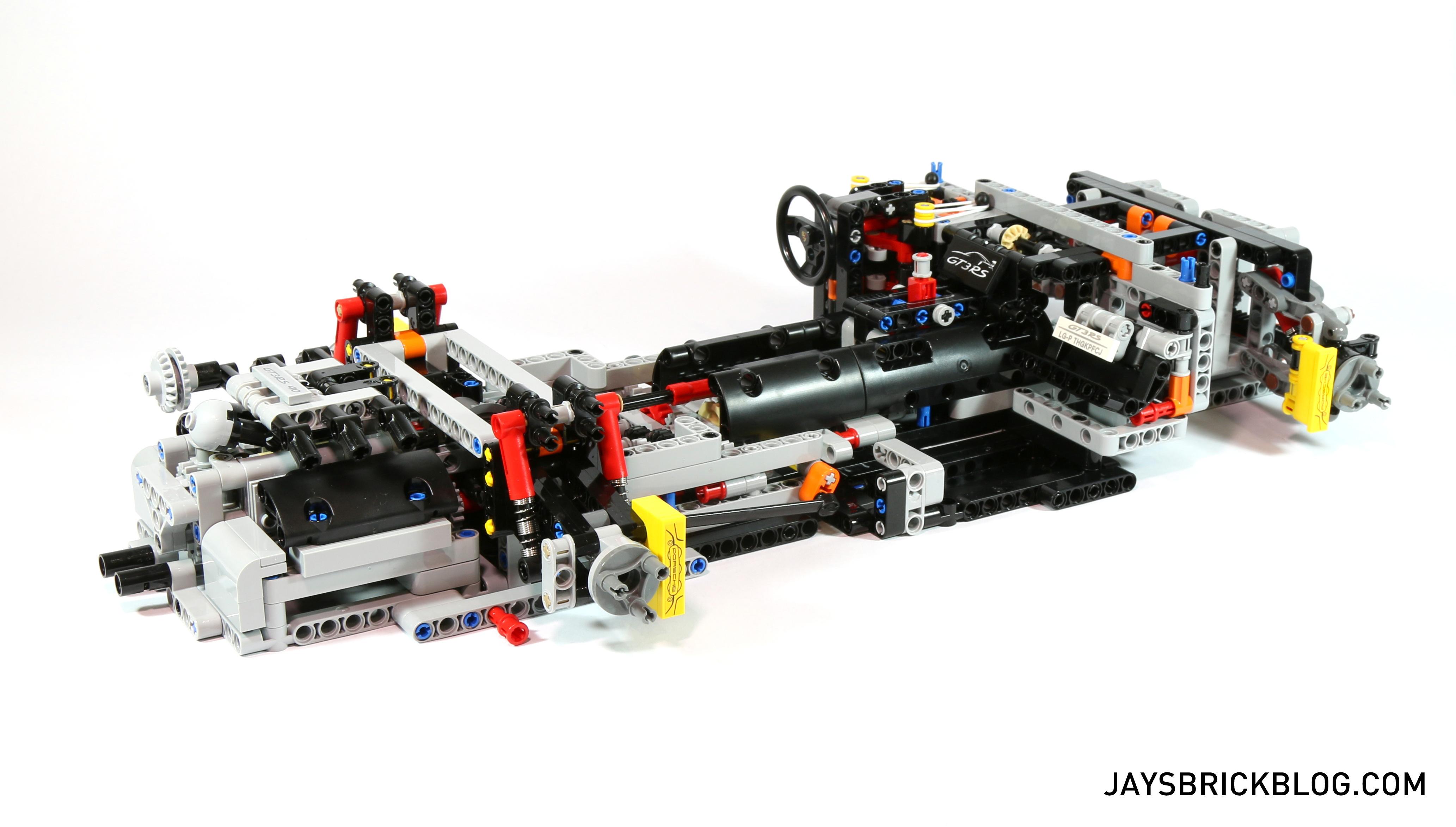 review lego 42056 technic porsche 911 gt3 rs. Black Bedroom Furniture Sets. Home Design Ideas