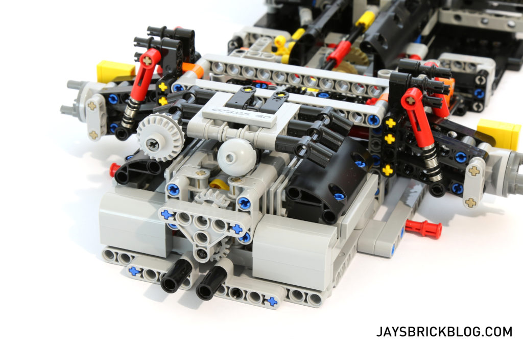 LEGO 42056 Technic Porsche 911 - Flat 6 Engine