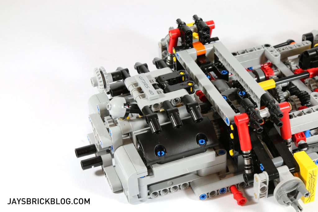 LEGO 42056 Technic Porsche 911 - Flat Six Engine