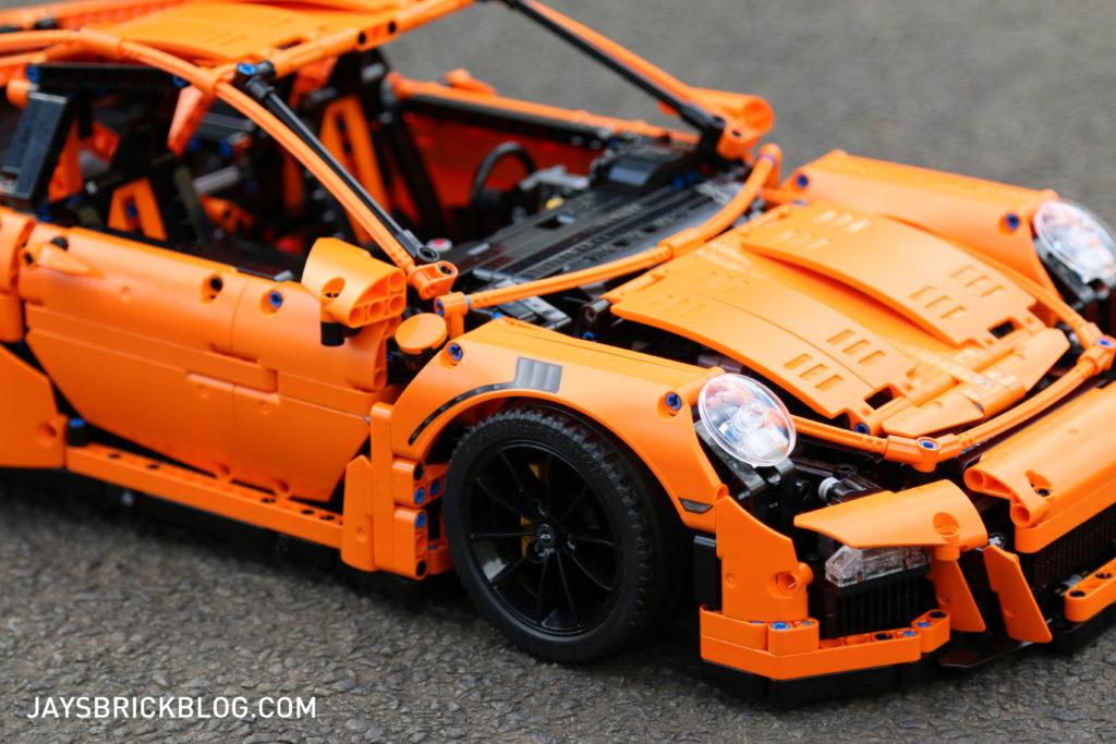 LEGO 42056 Technic Porsche 911 - Front Tyres