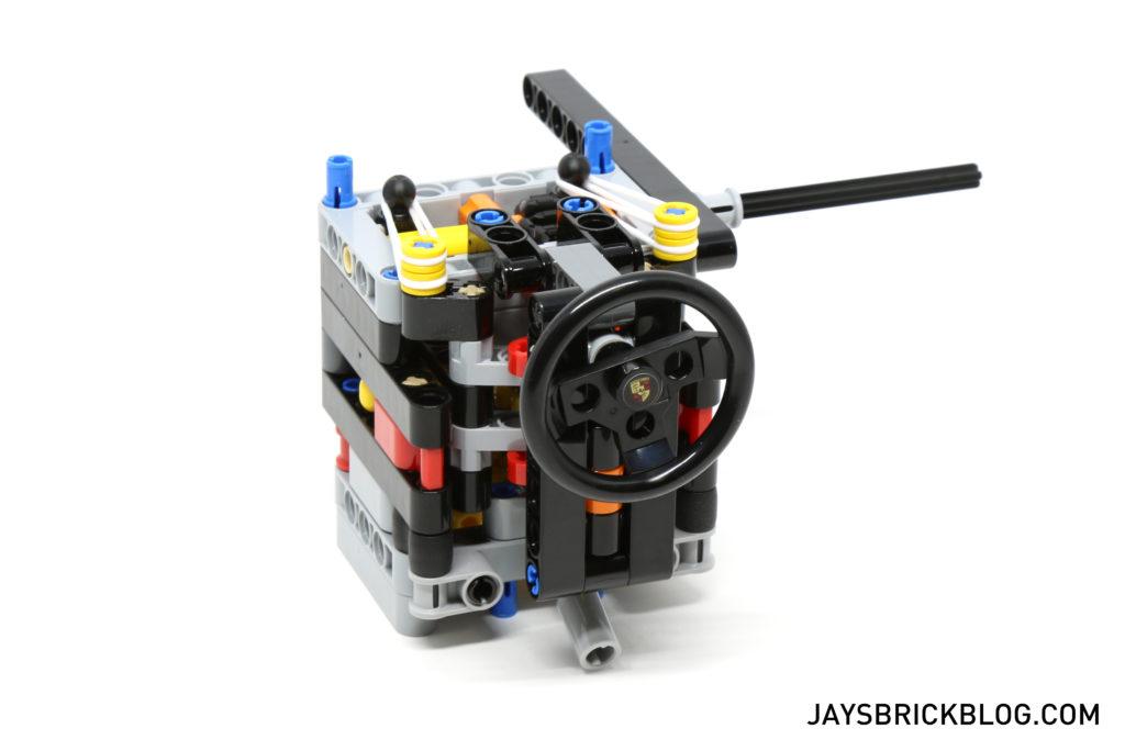 LEGO 42056 Technic Porsche 911 - PDK Clutch