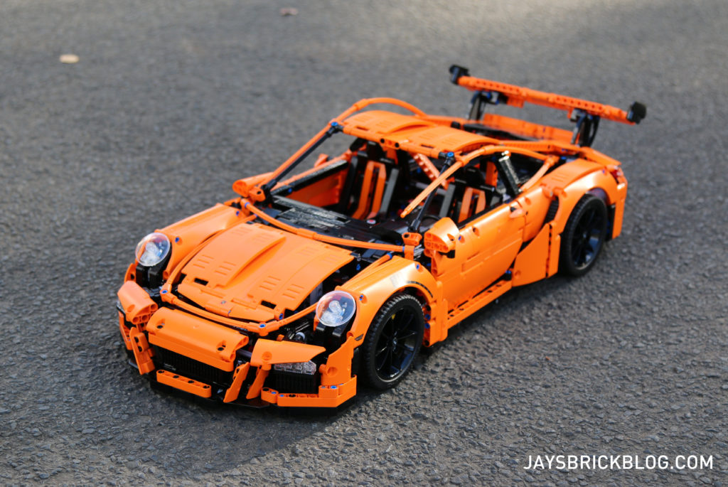 LEGO 42056 Technic Porsche 911 - Road