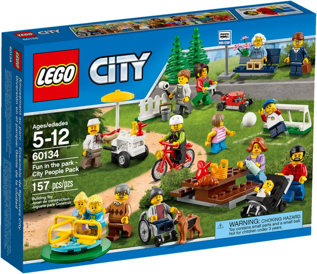 LEGO 60134 Fun in the Park Box