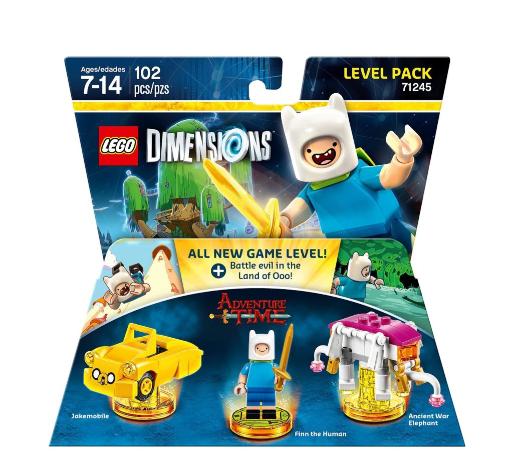 LEGO 71245 Dimensions - Adventure Time Level Pack