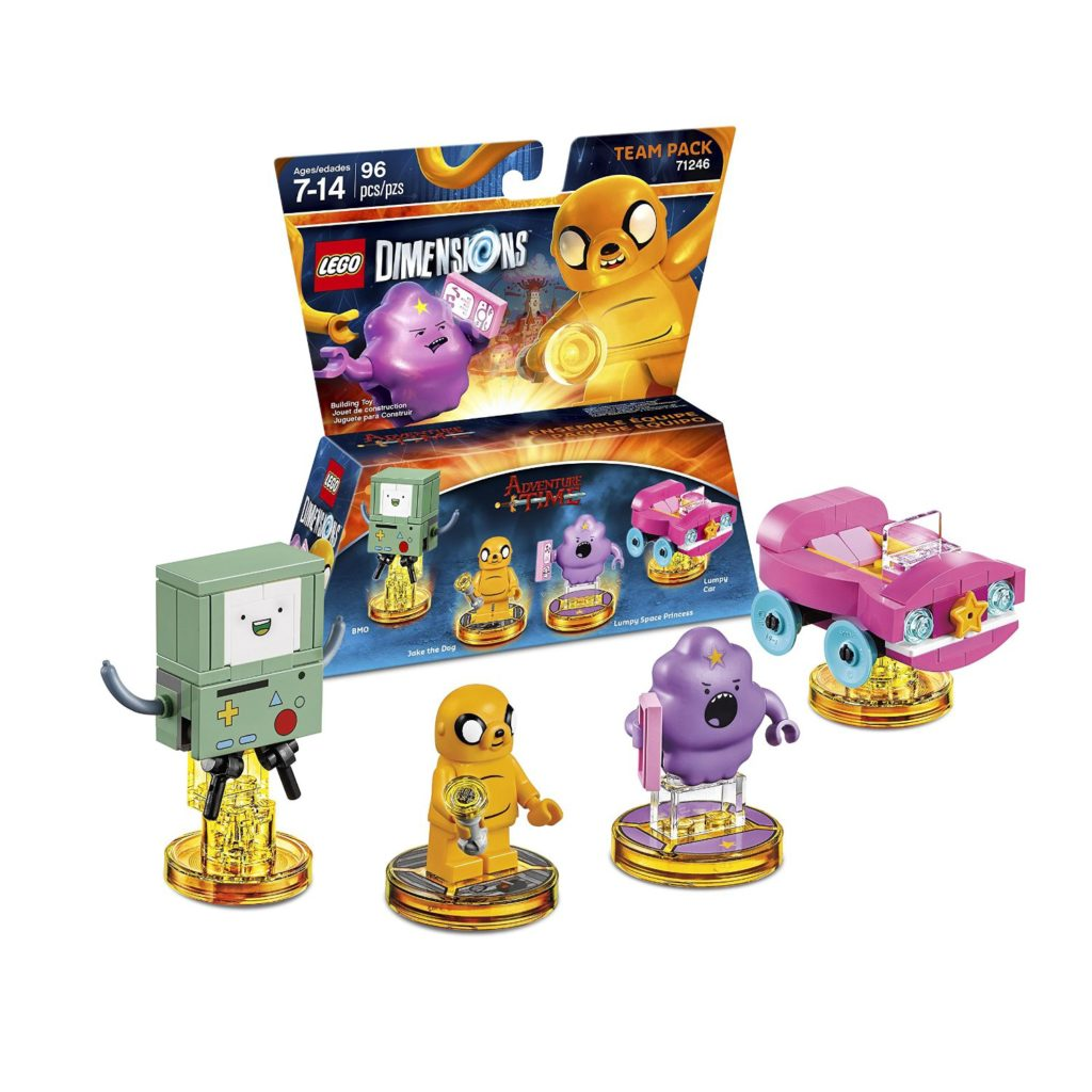 LEGO 71246 Dimensions - Adventure Time BMO and Lumpy Space Princess