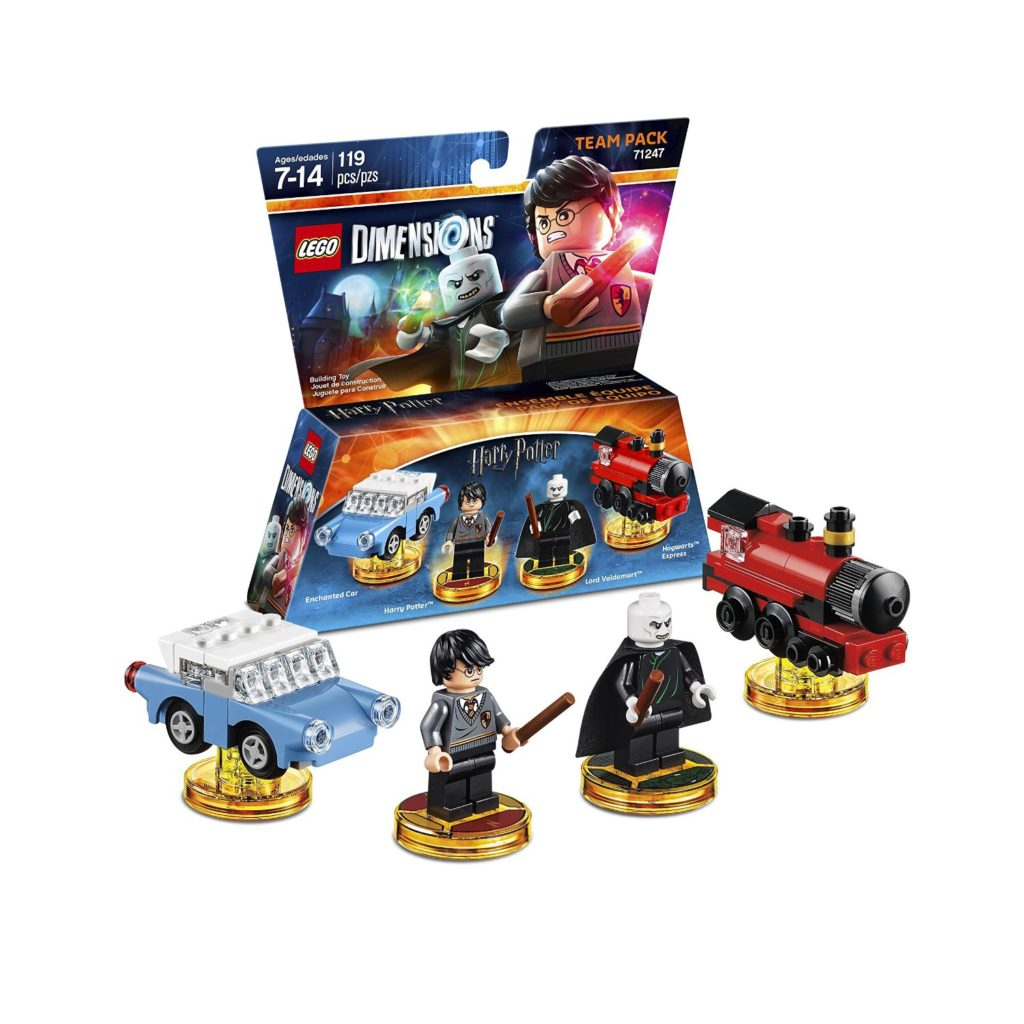 LEGO 71247 Dimensions - Harry Potter and Voldemort