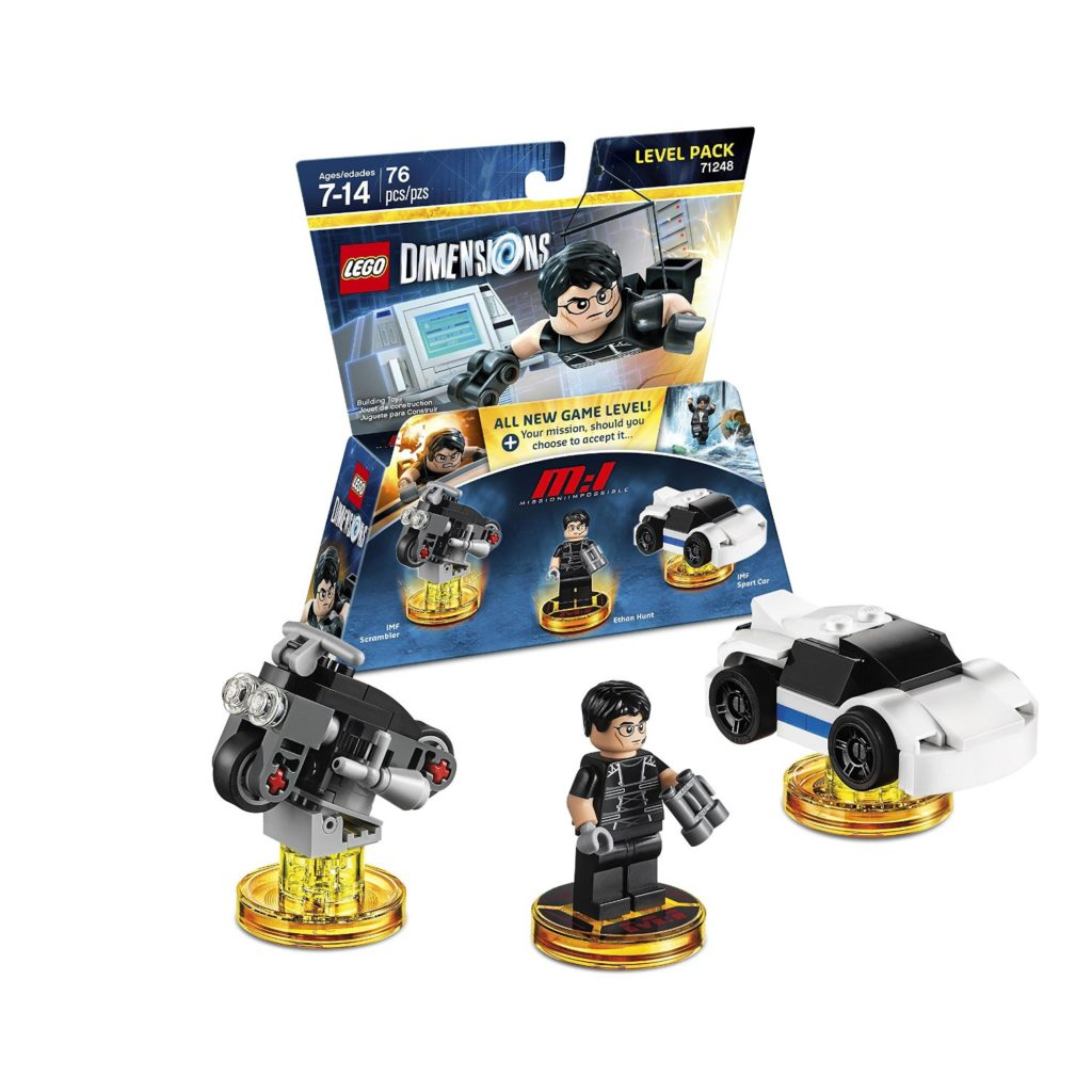 LEGO 71248 Dimensions - Mission Impossible