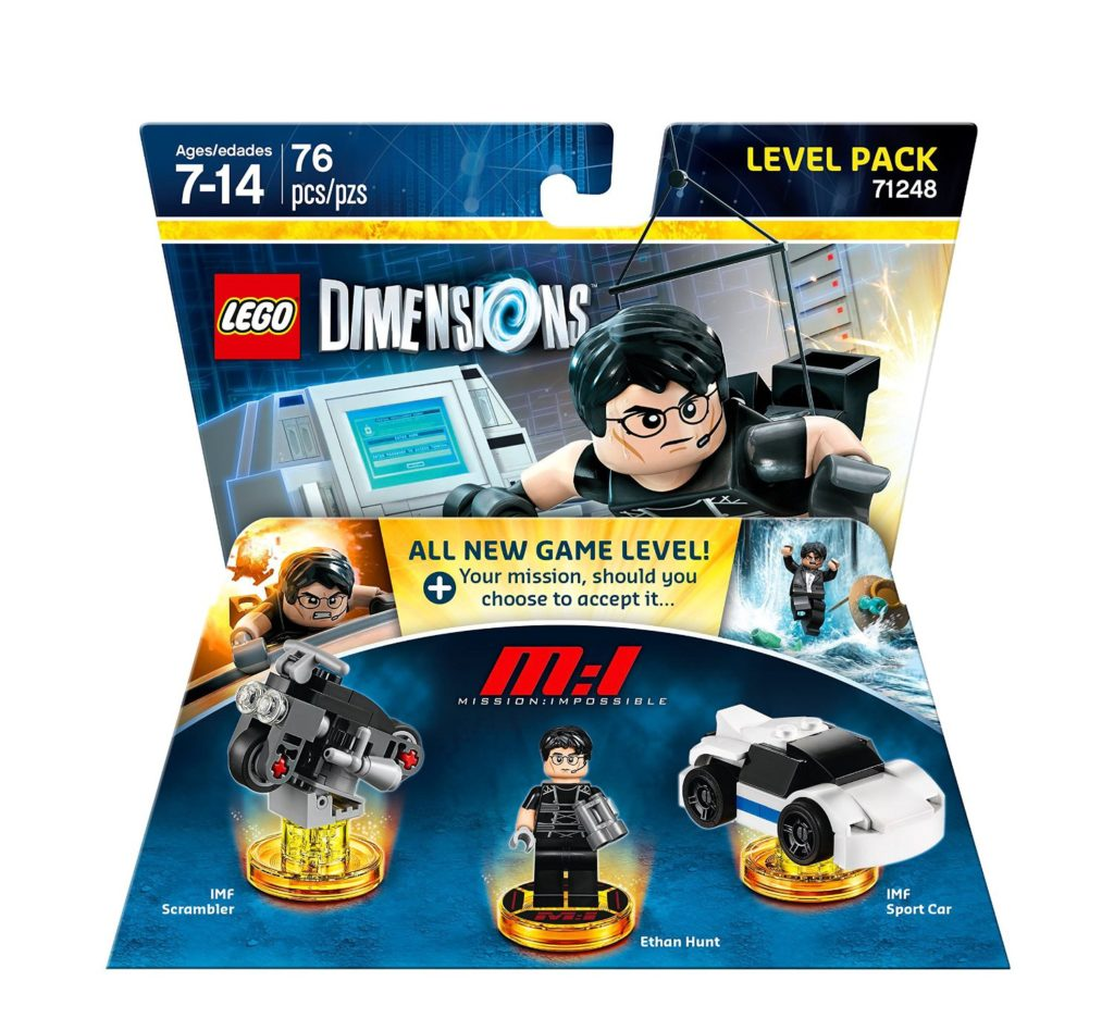 LEGO 71248 Dimensions - Mission Impossible Level Pack