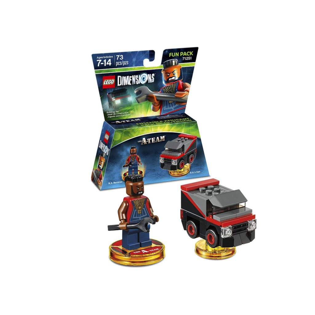 LEGO 71251 Dimensions - A-Team Mr T