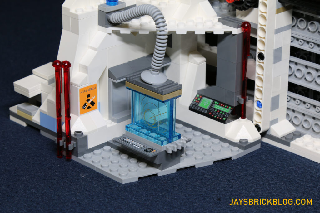 LEGO 75098 Assault on Hoth - Command Centre