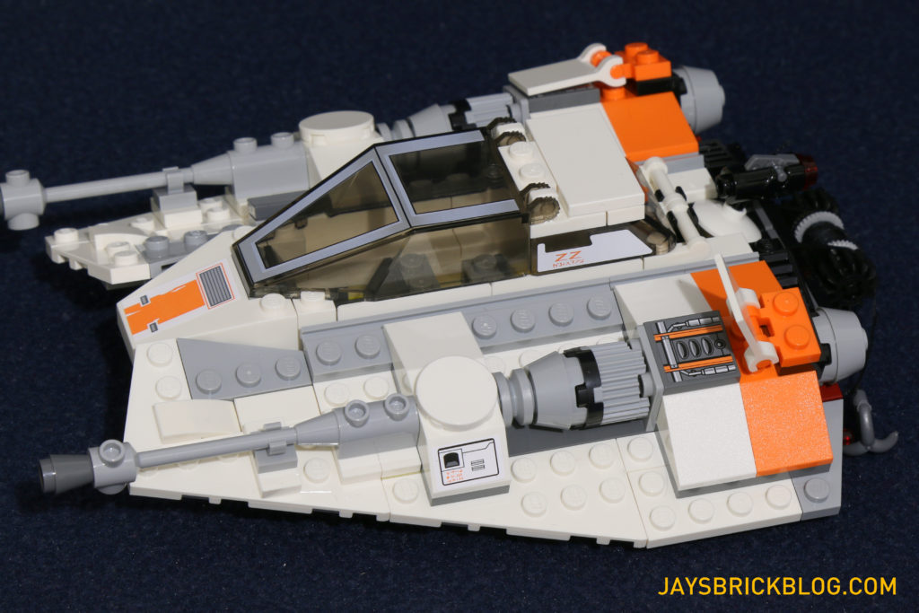 LEGO 75098 Assault on Hoth - Engine Flaps