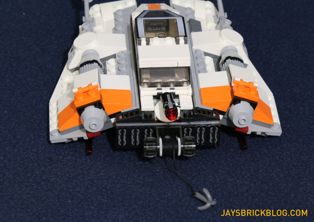 LEGO 75098 Assault on Hoth - Grappling hook