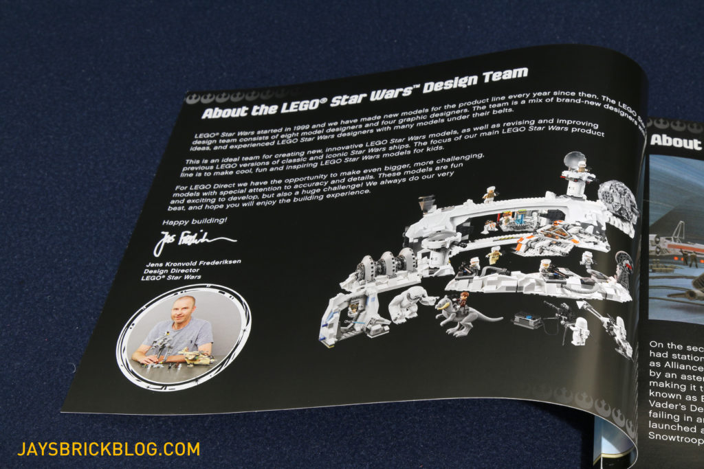 LEGO 75098 Assault on Hoth - Manual 1