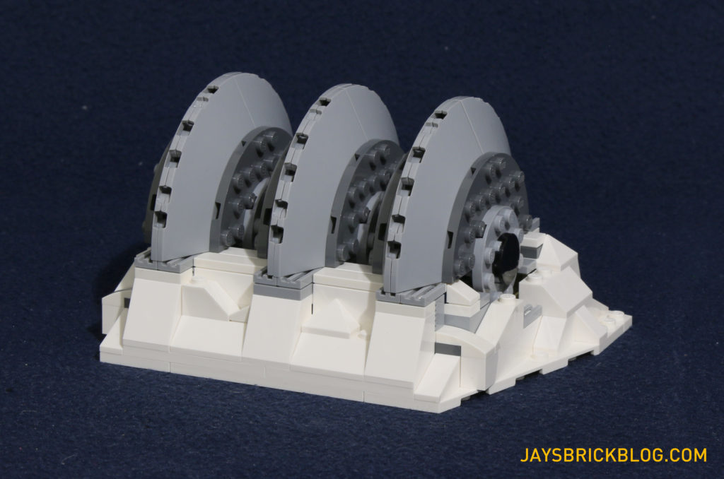 LEGO 75098 Assault on Hoth - Shield Generators