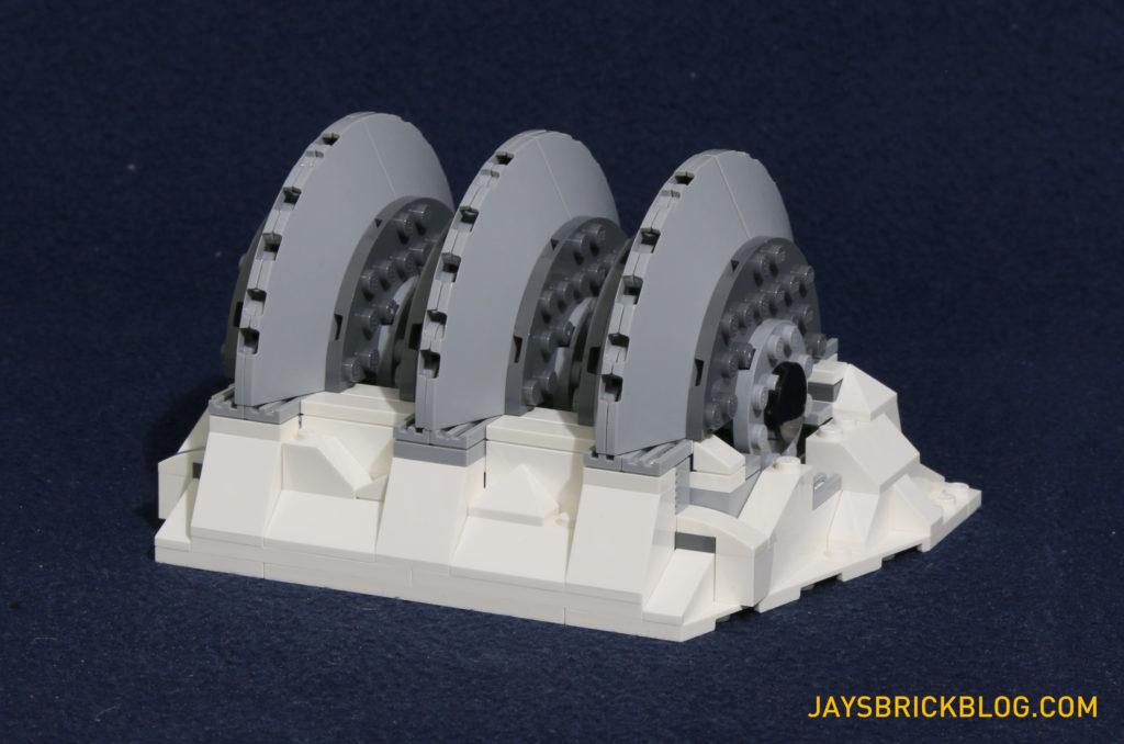 LEGO 75098 Assault on Hoth - Shield Generators