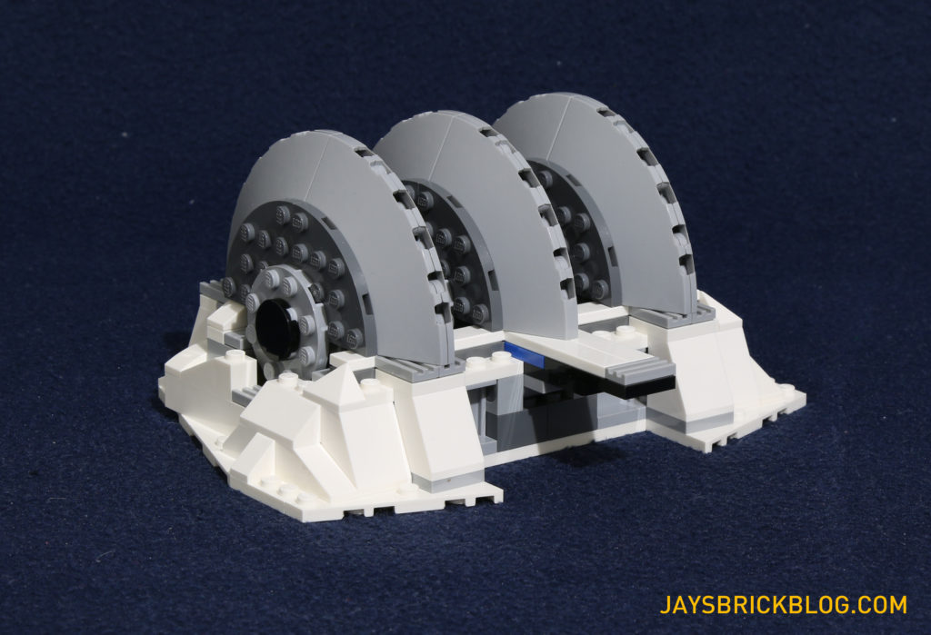 LEGO 75098 Assault on Hoth - Shield Generators Back