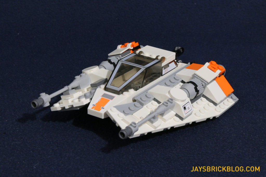 LEGO 75098 Assault on Hoth - Snowspeeder