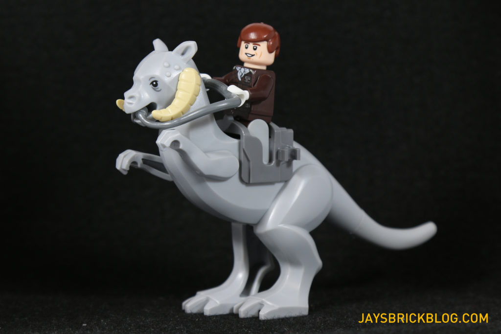 LEGO 75098 Assault on Hoth - Tauntaun and Han Solo