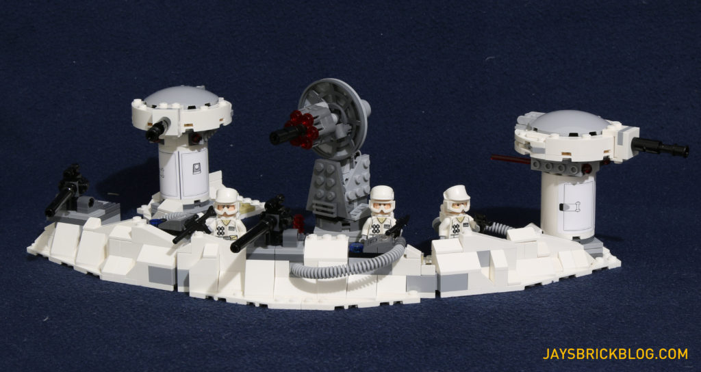 LEGO 75098 Assault on Hoth - Trench