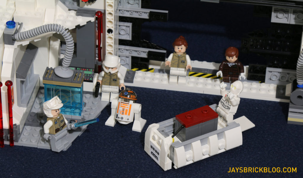 LEGO 75098 Assault on Hoth - Trolley