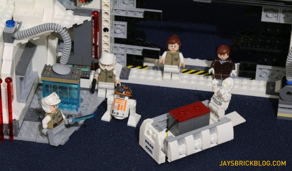 LEGO 75098 Assault on Hoth - Trolley