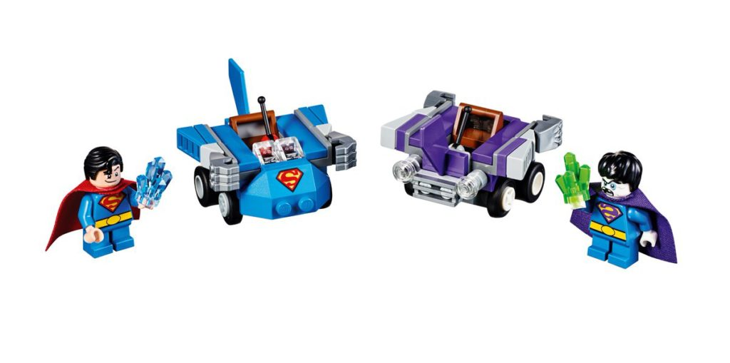LEGO DC Mighty Micros Series 2 - Superman & Bizarro