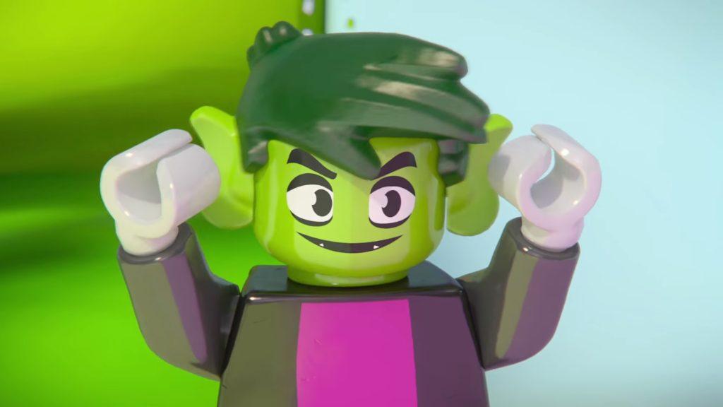 LEGO Dimensions Phase 2 - Beast Boy Teen Titans Go